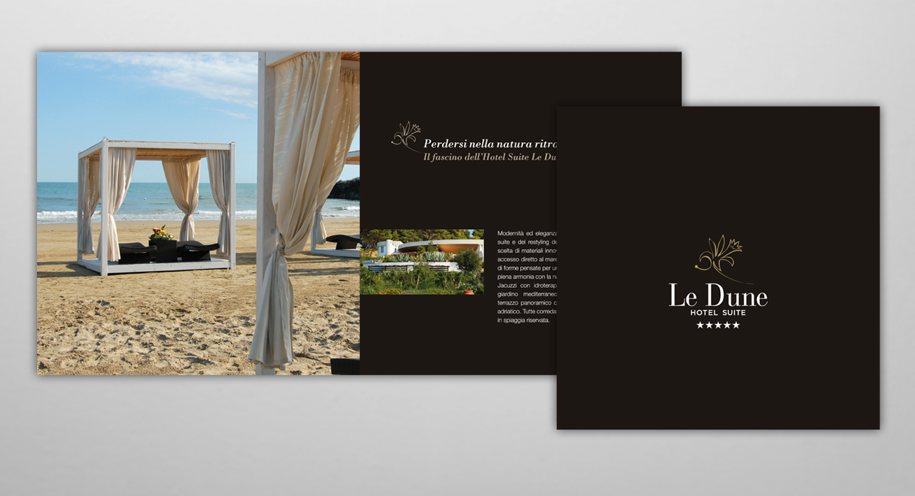 Brochure Le Dune Hotel Suite - Gusmay Resort