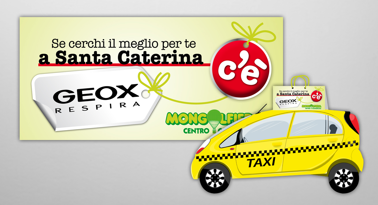 Taxi - C.C. Mongolfiera S. Caterina