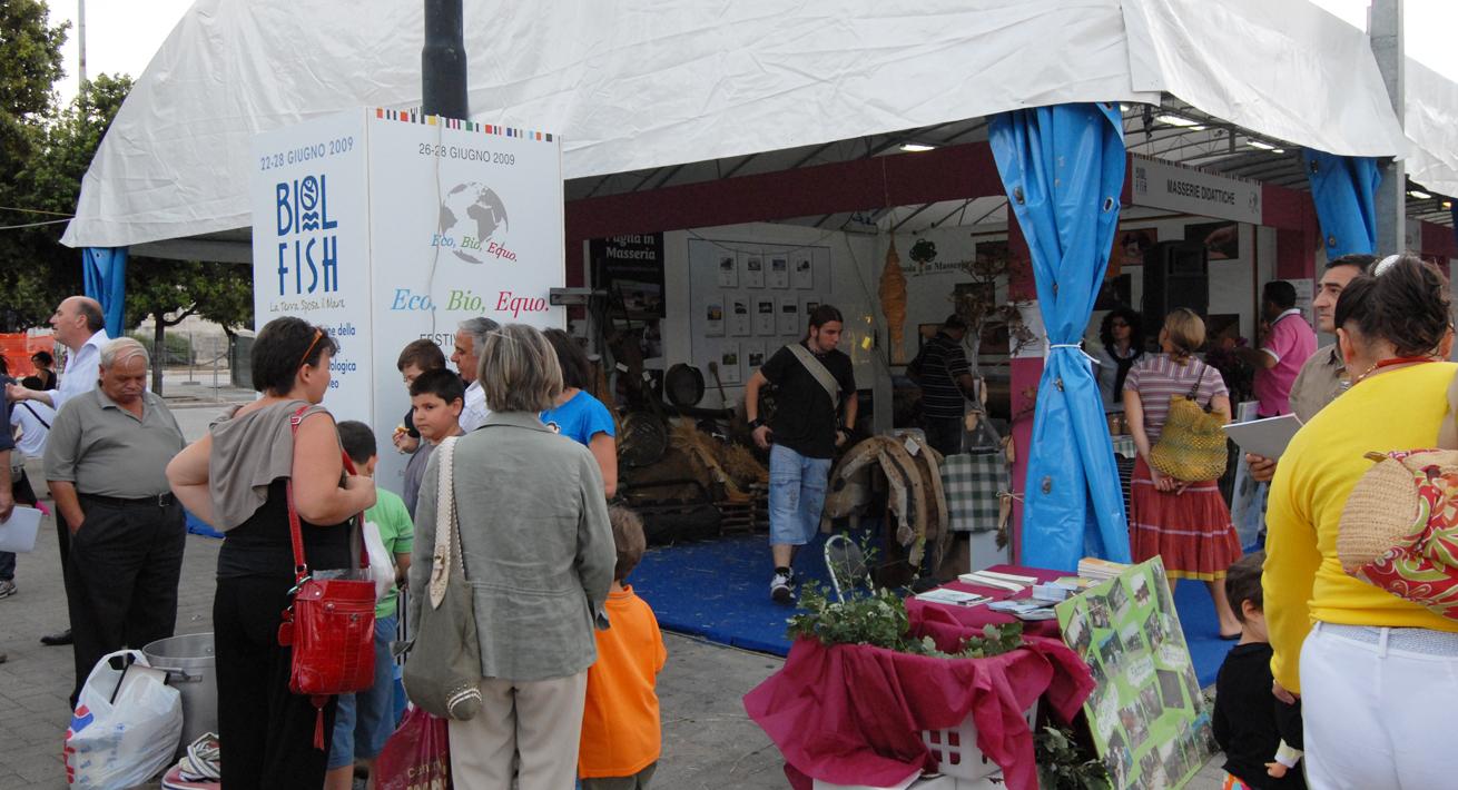 Evento di comunicazione BiolFish / Regione Puglia