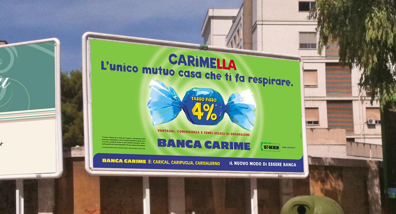 Campagna Mutuo Banca Carime