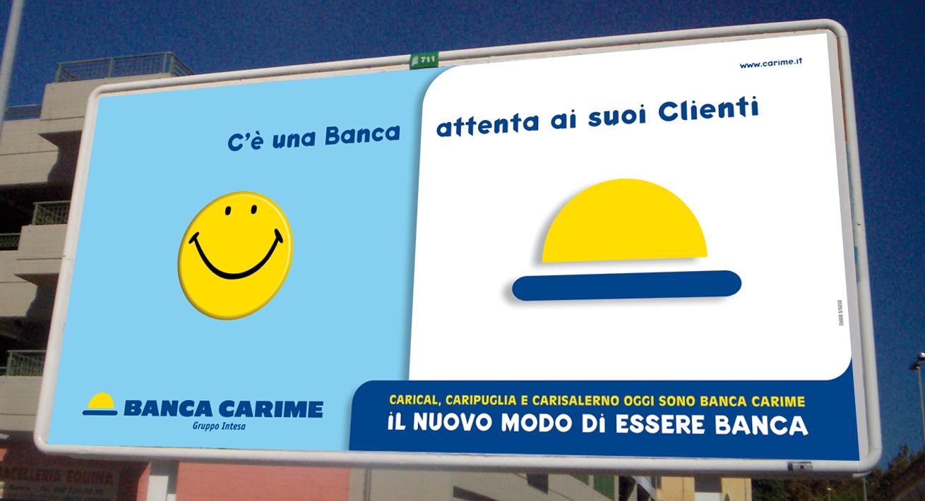 Comunicazione Istituzionale Banca Carime