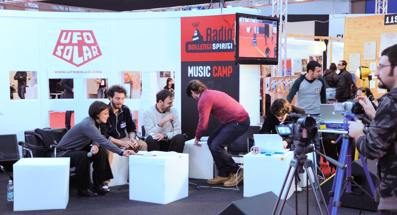 Evento Creative Camp Bollenti Spiriti / Regione Puglia