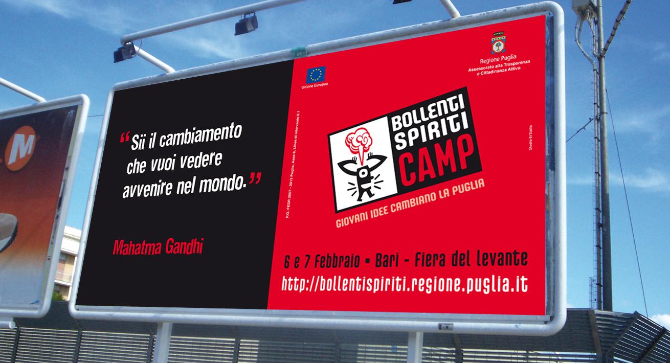 Campagna Bollenti Spiriti