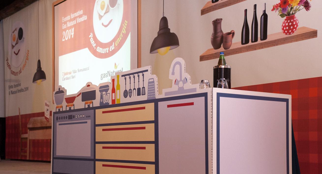 Convention commerciale - Gas Natural Vendita