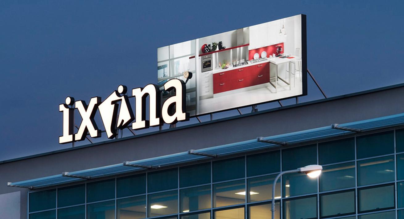 Retail Concept Ixina - Gruppo Snaidero
