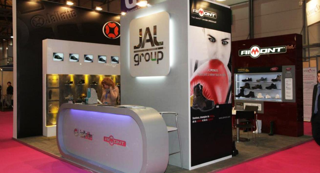 Stand fieristici - JAL-Group