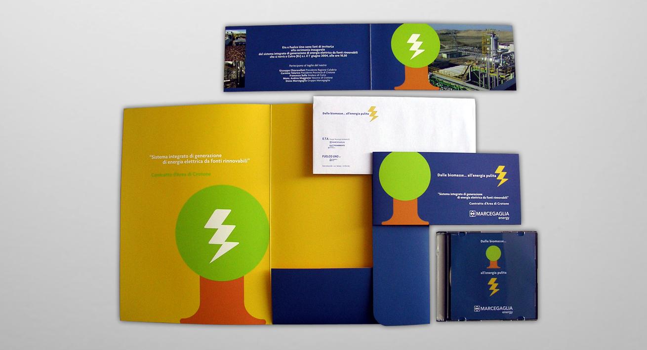 Evento di inaugurazione impianto Marcegaglia Energy