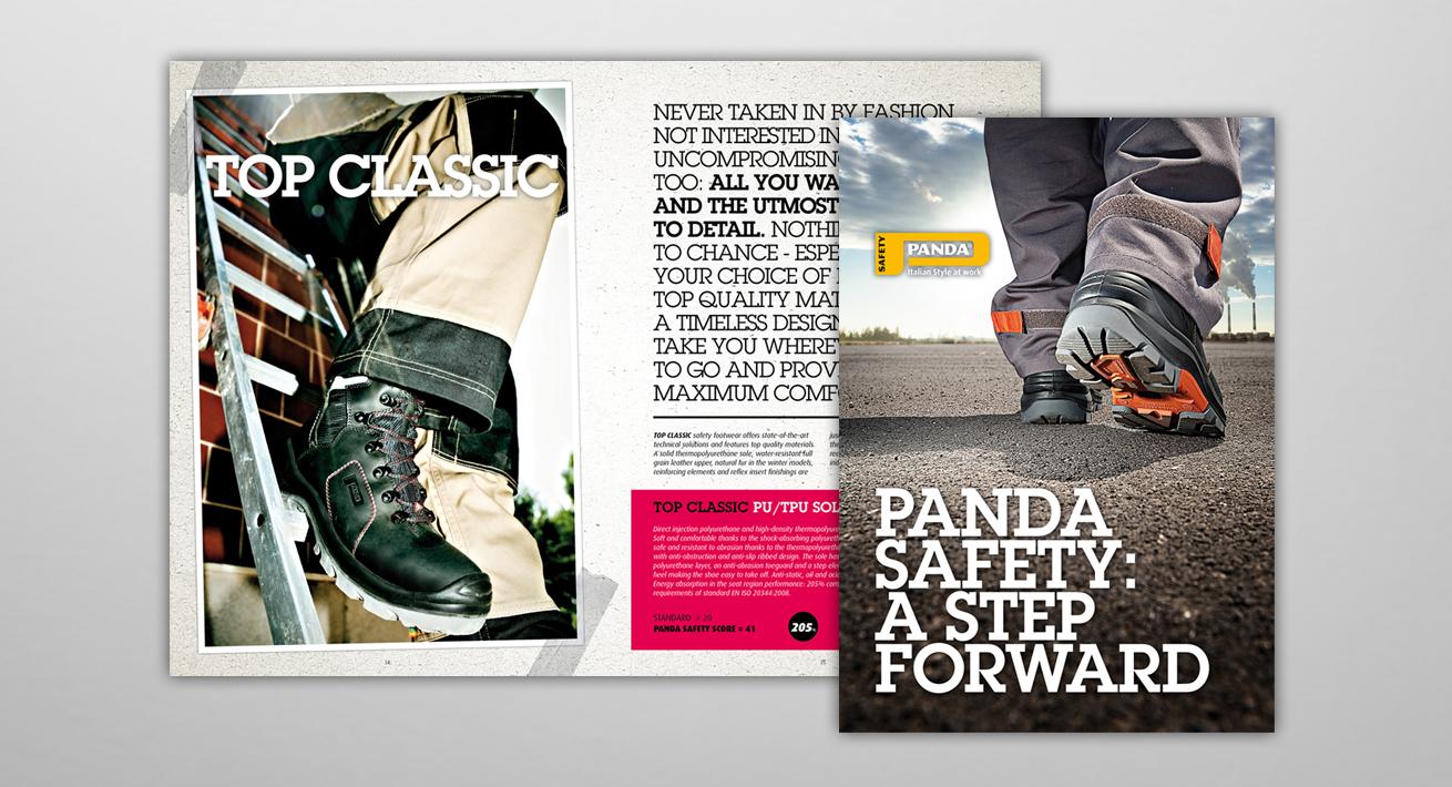 Comunicazione istituzionale - Panda
