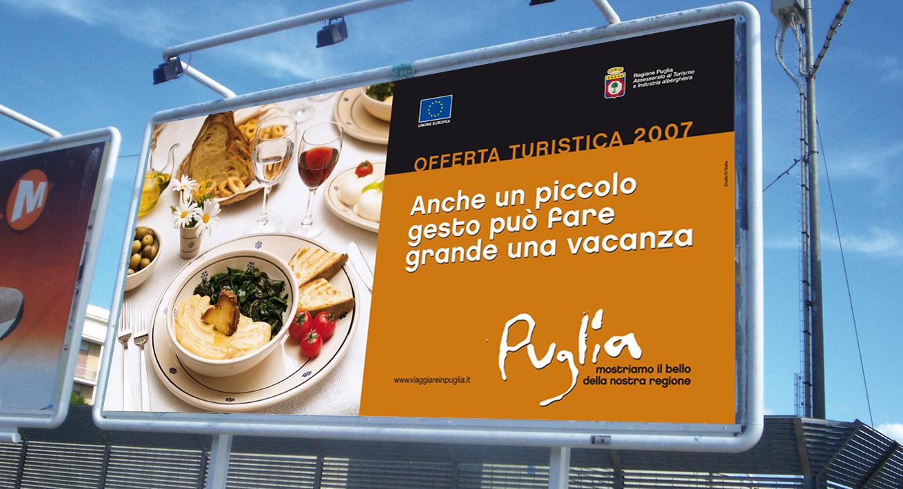 Offerta turistica 2007 - Assessorato al Turismo / Regione Puglia