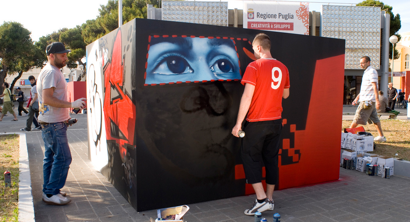 XIII Biennale dei Giovani Artisti dell'Europa e del Mediterraneo - BJCEM