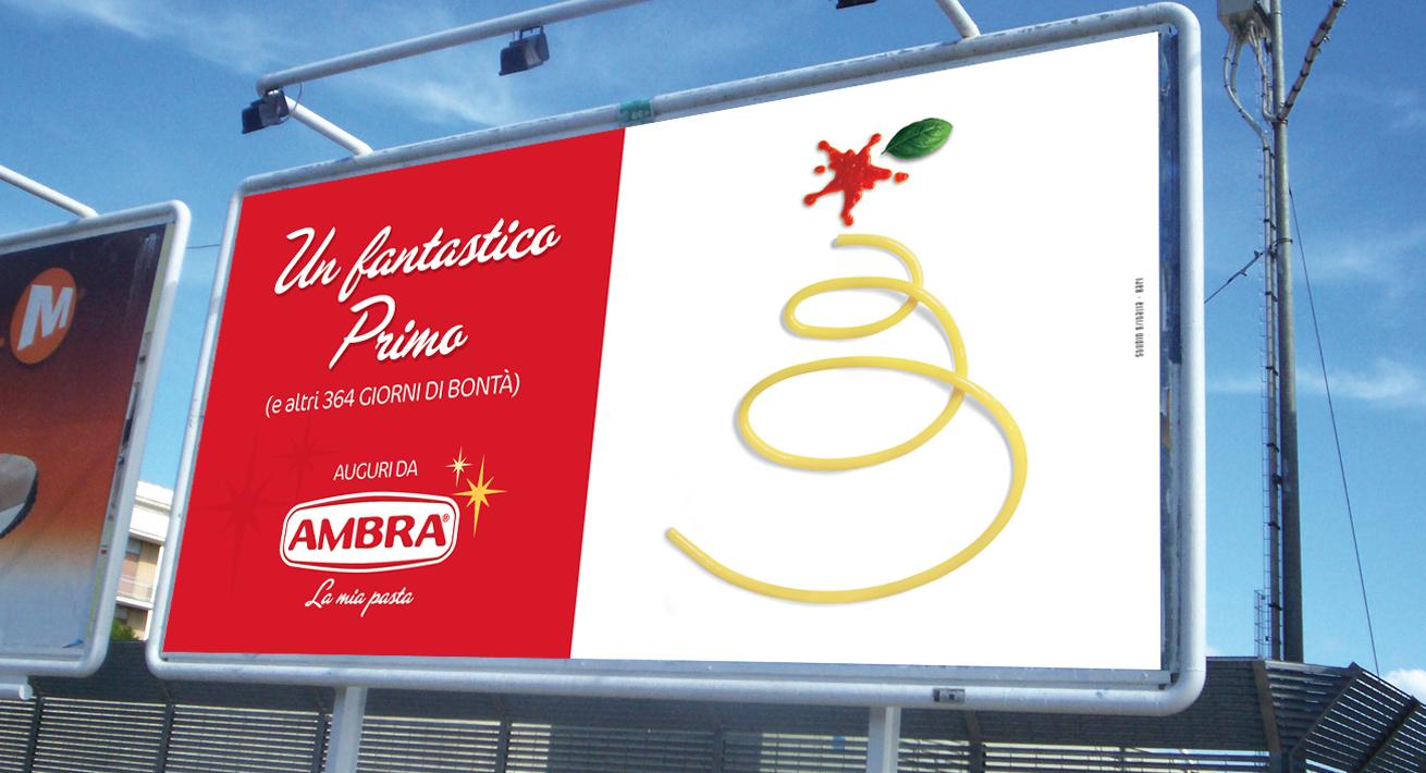 Campagne augurali - Pasta Ambra