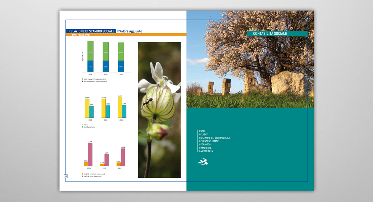 Bilancio Sociale 2011 - BPPB