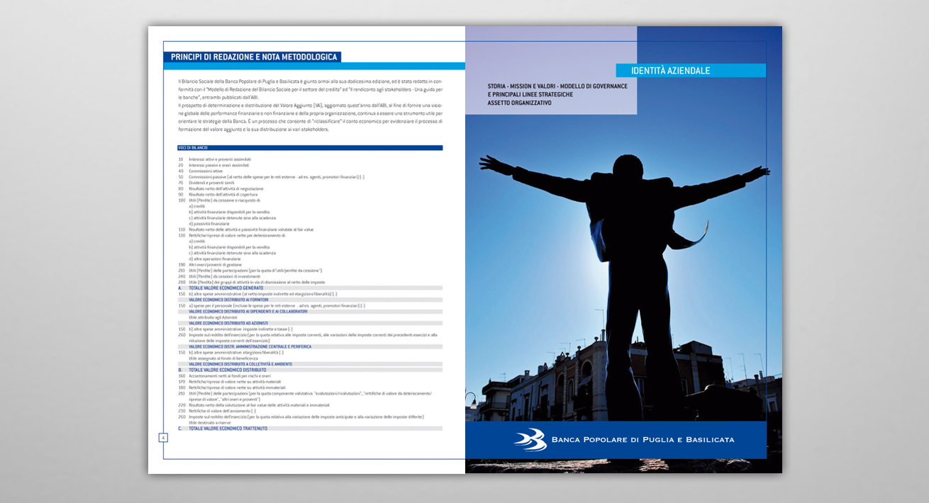 Bilancio Sociale 2010 - BPPB