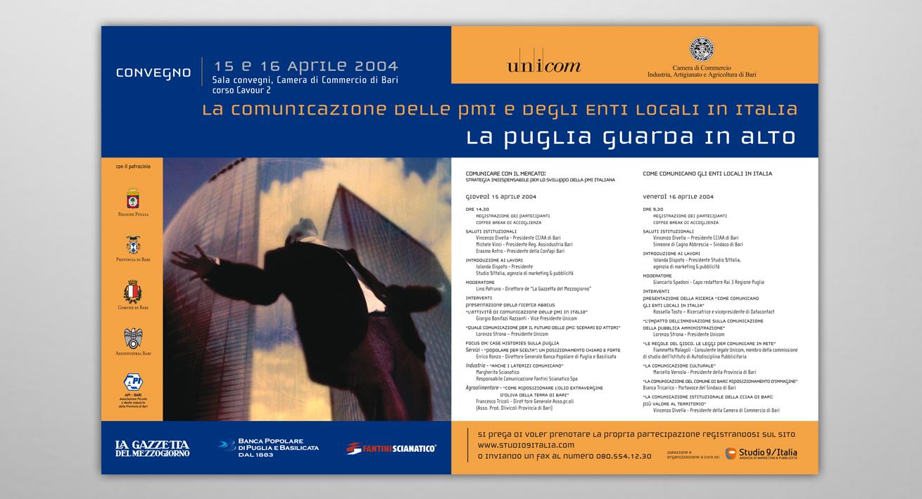 La comunicazione delle PMI e degli Enti Locali in Italia - CCIAA