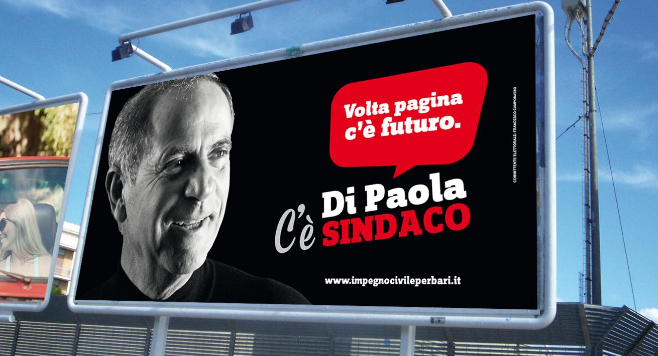 Campagna di comunicazione - Candidato Di PaolaCampagna di comunicazione - Candidato Di Paola