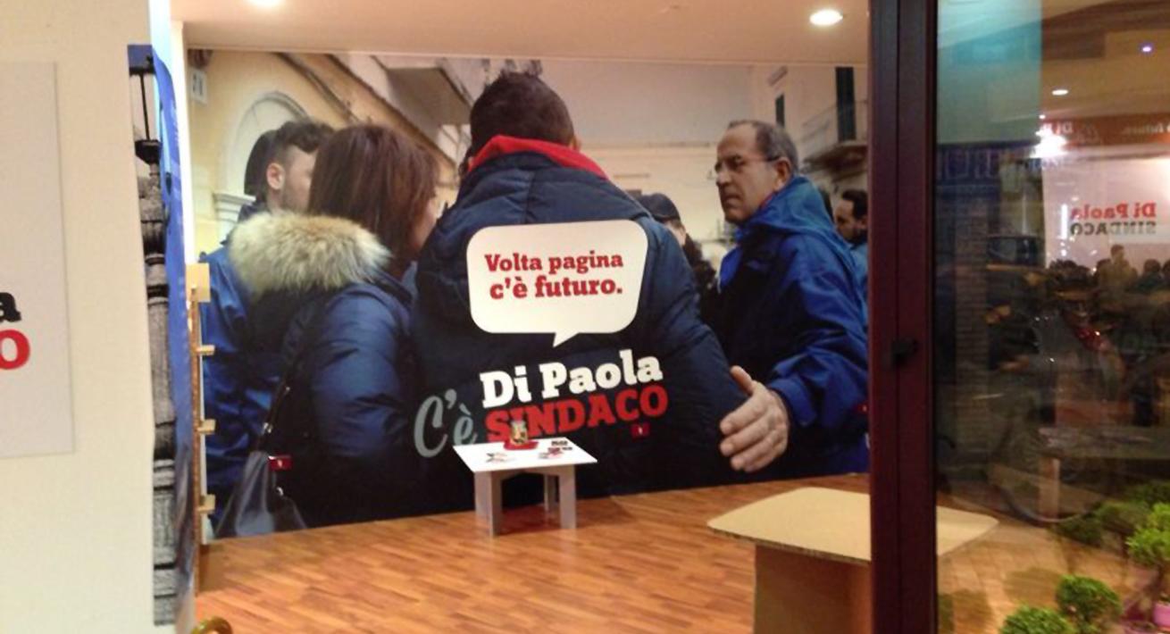 Comitato elettorale - Canditato Di Paola