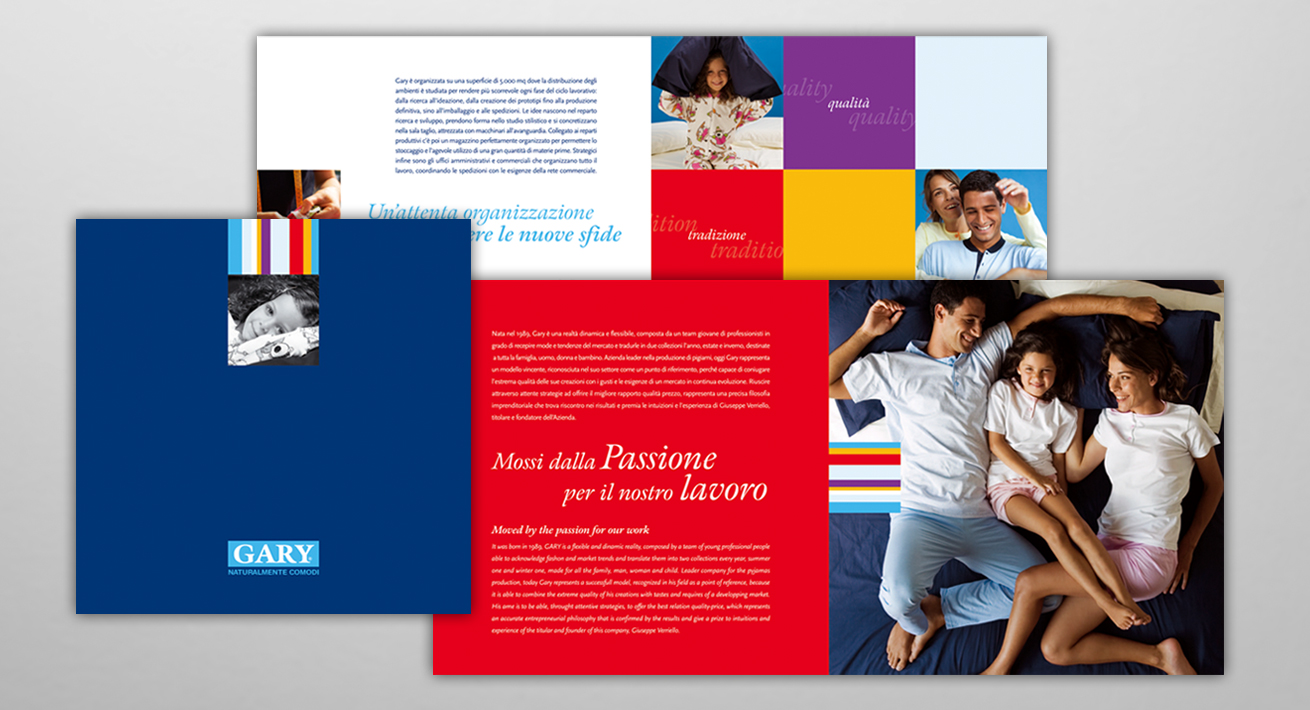 Brochure istituzionale - Gary