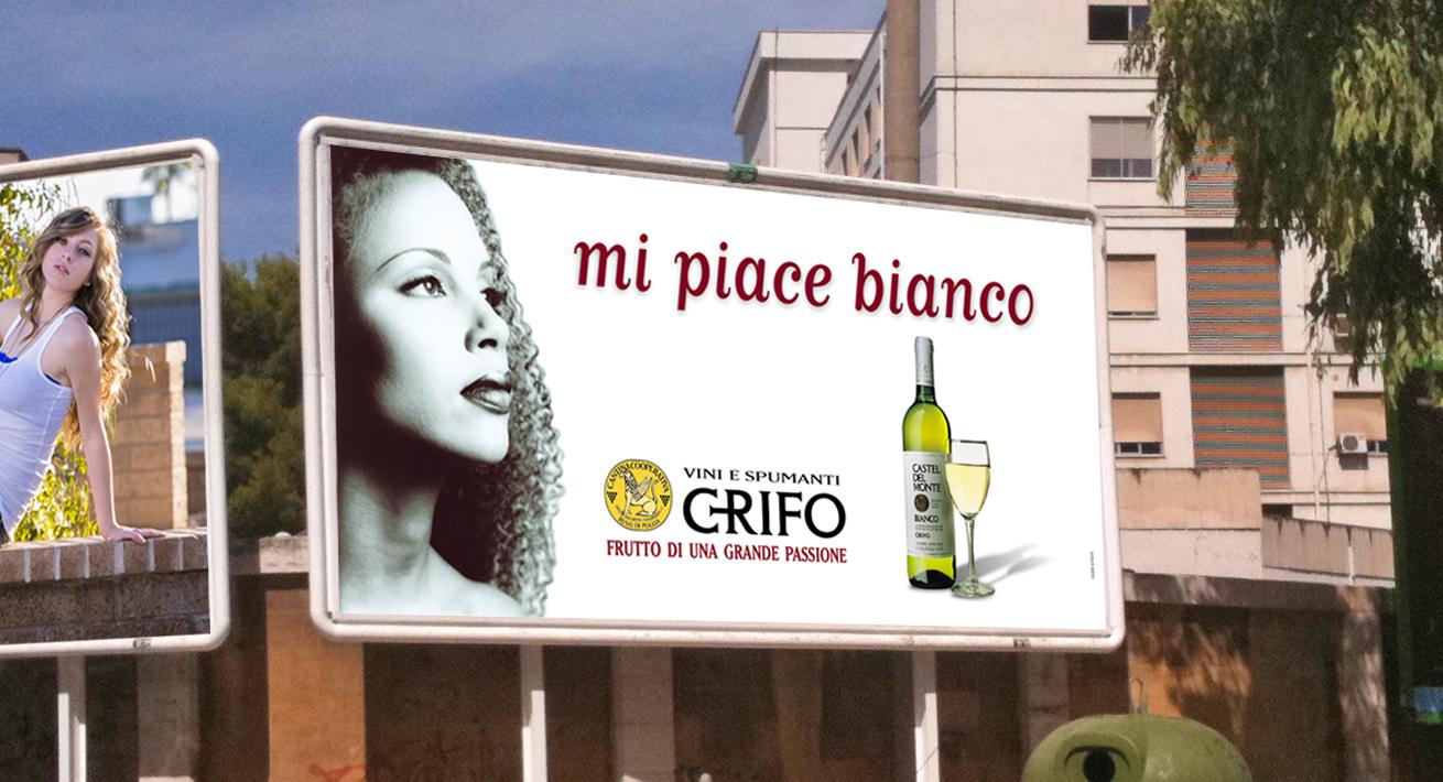 Campagna istituzionale multisoggetto - Grifo