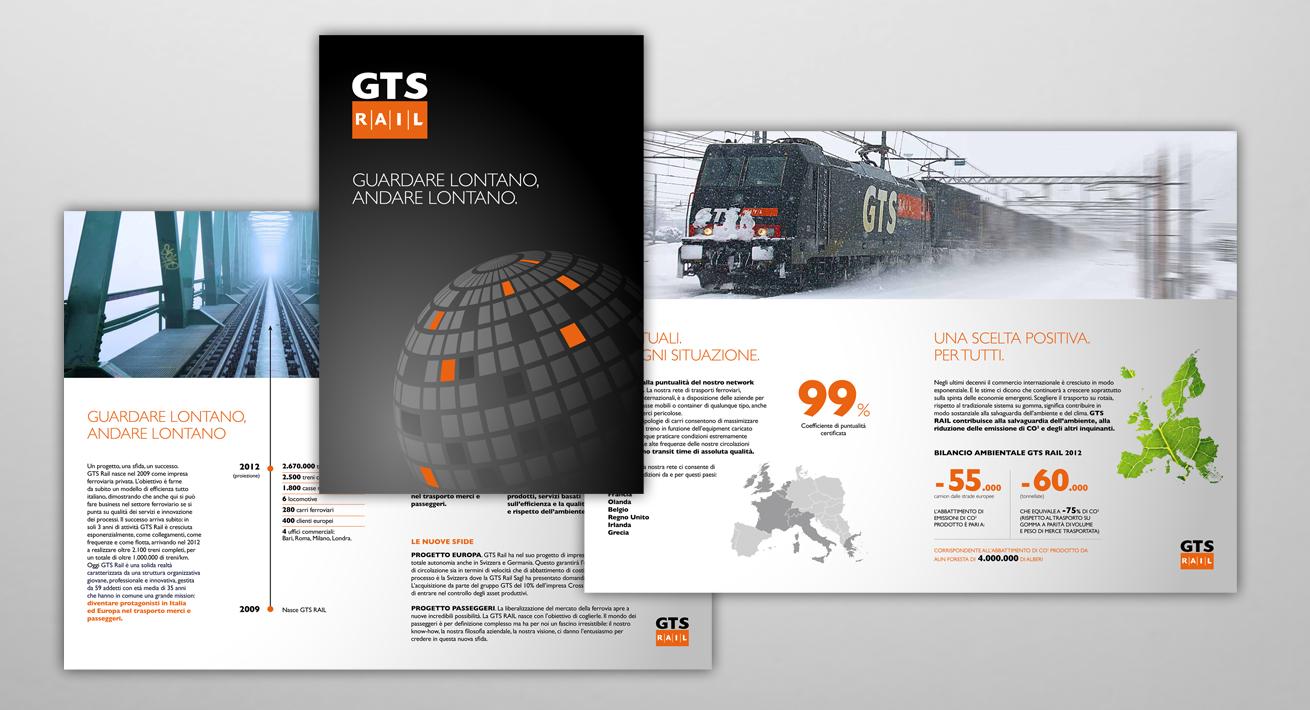 Corporate brochure - GTS Rail