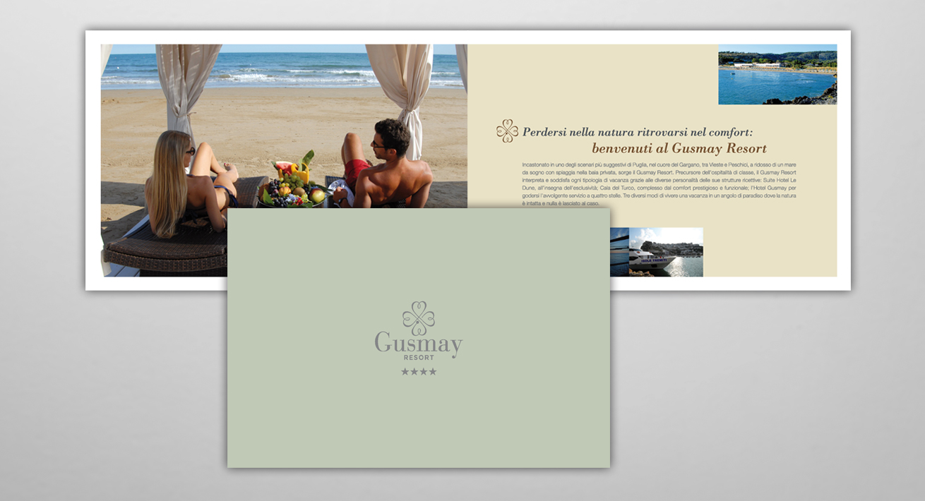 Corporate brochure - Gusmay Resort