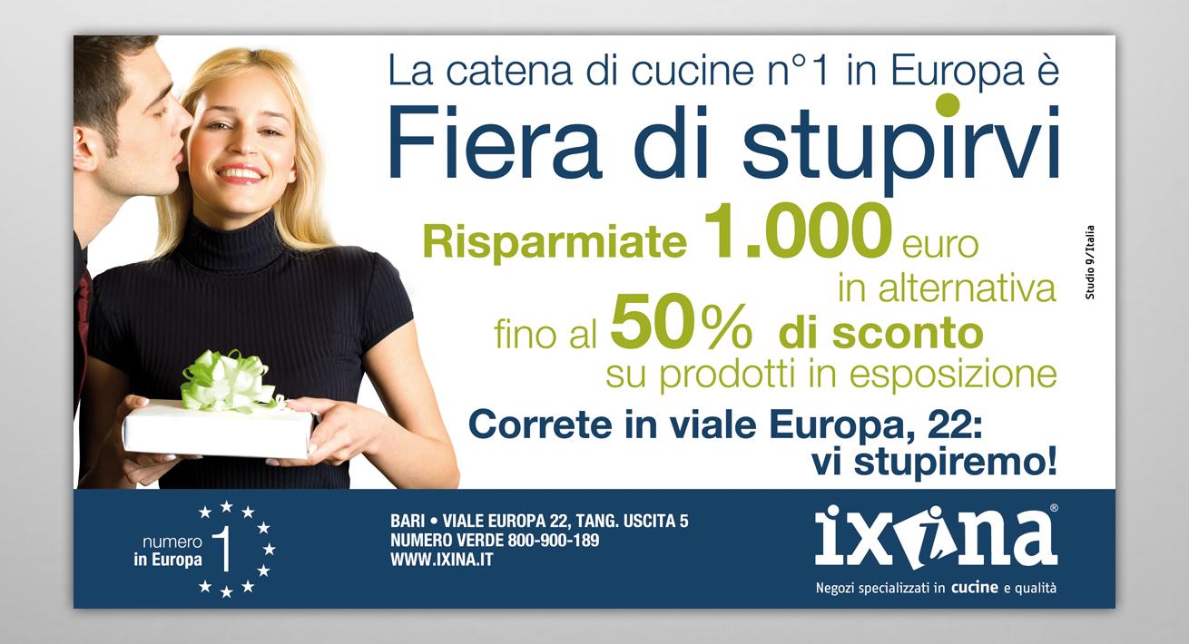 Advertising - Ixina
