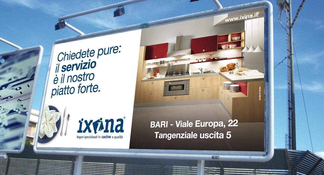 Campagna Istituzionale - Ixina