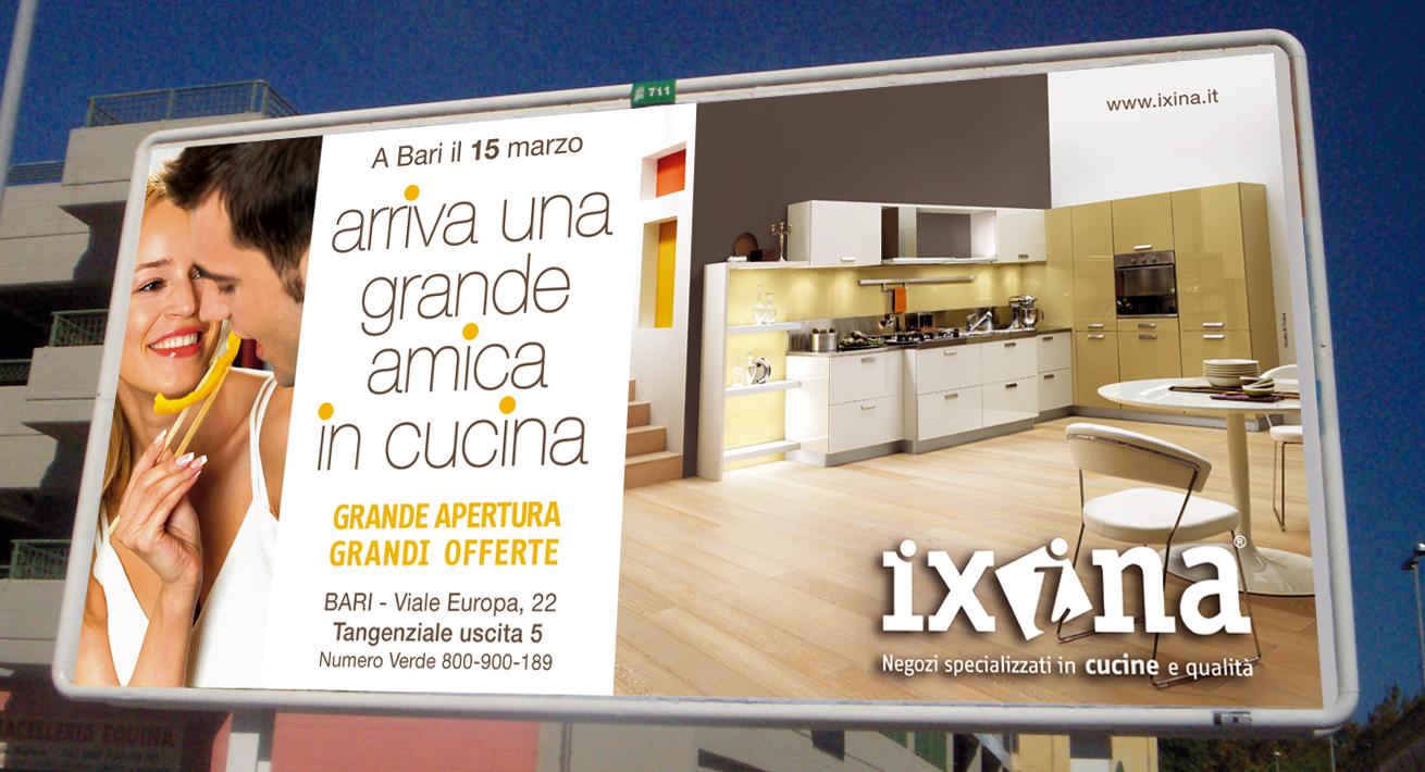 Campagna Opening - Ixina