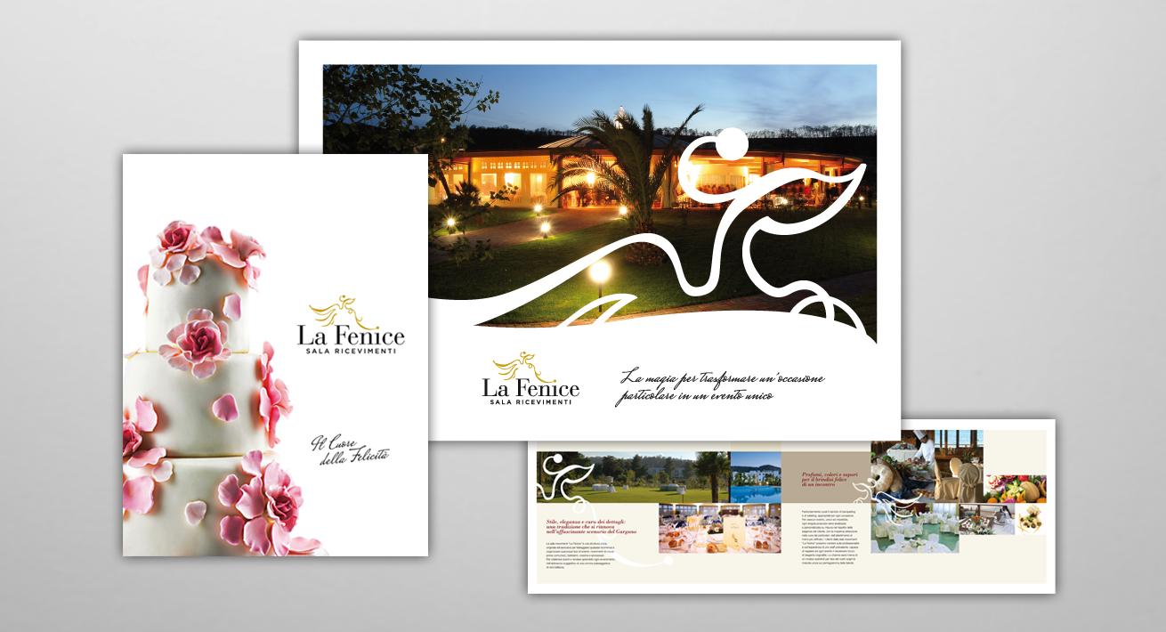 Brochure La Fenice Sala Ricevimenti - Gusmay Resort