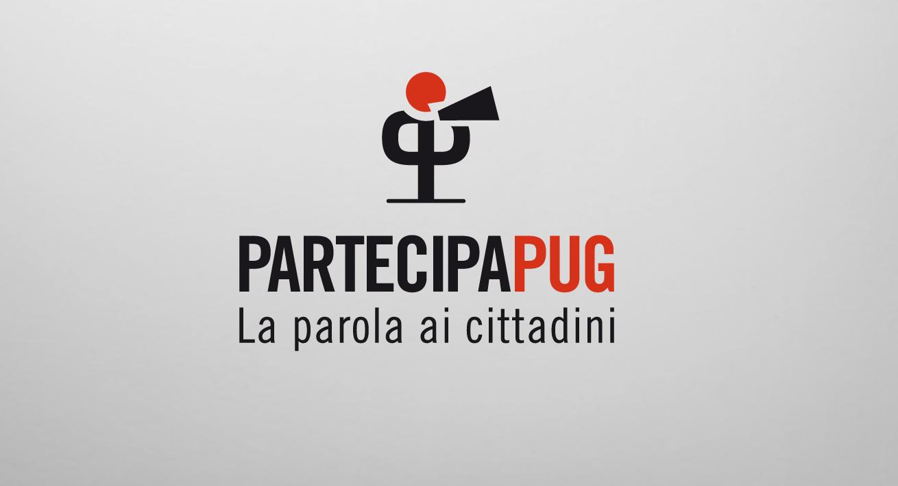 Immagine coordinata Partecipa Pug - Comune di Monopoli