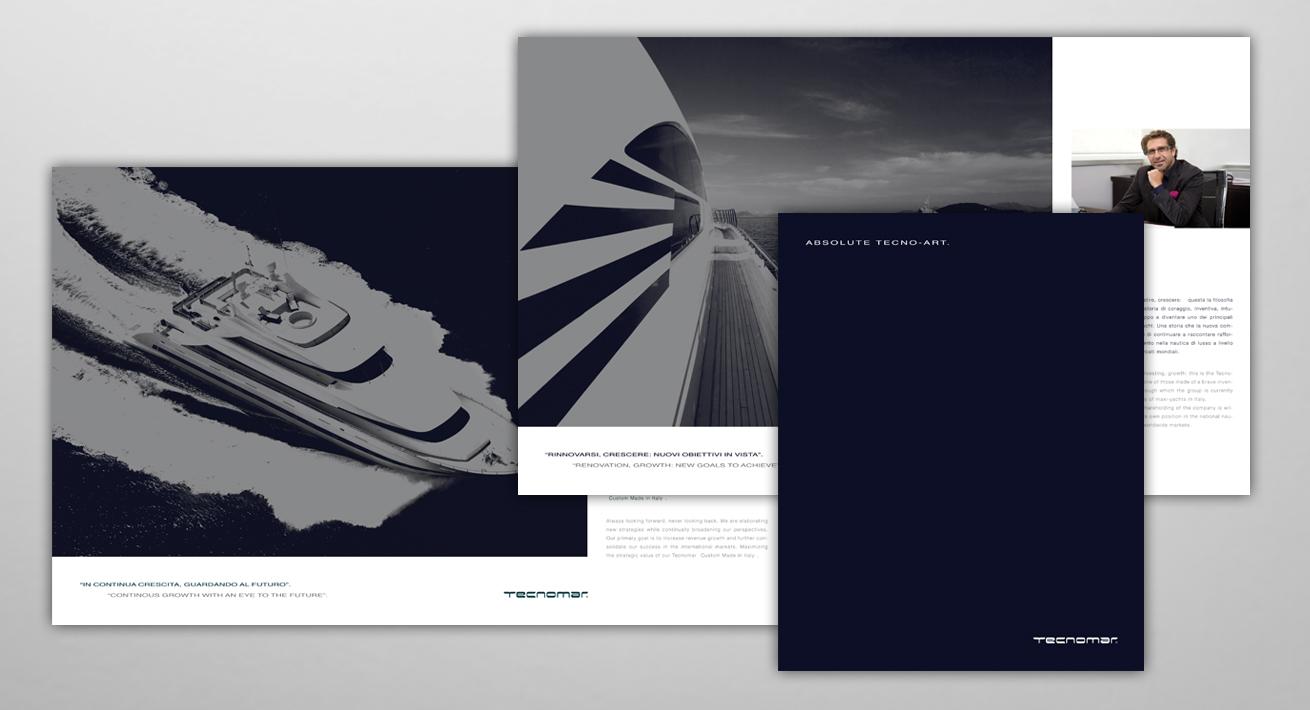 Brochure istituzionale - Tecnomar