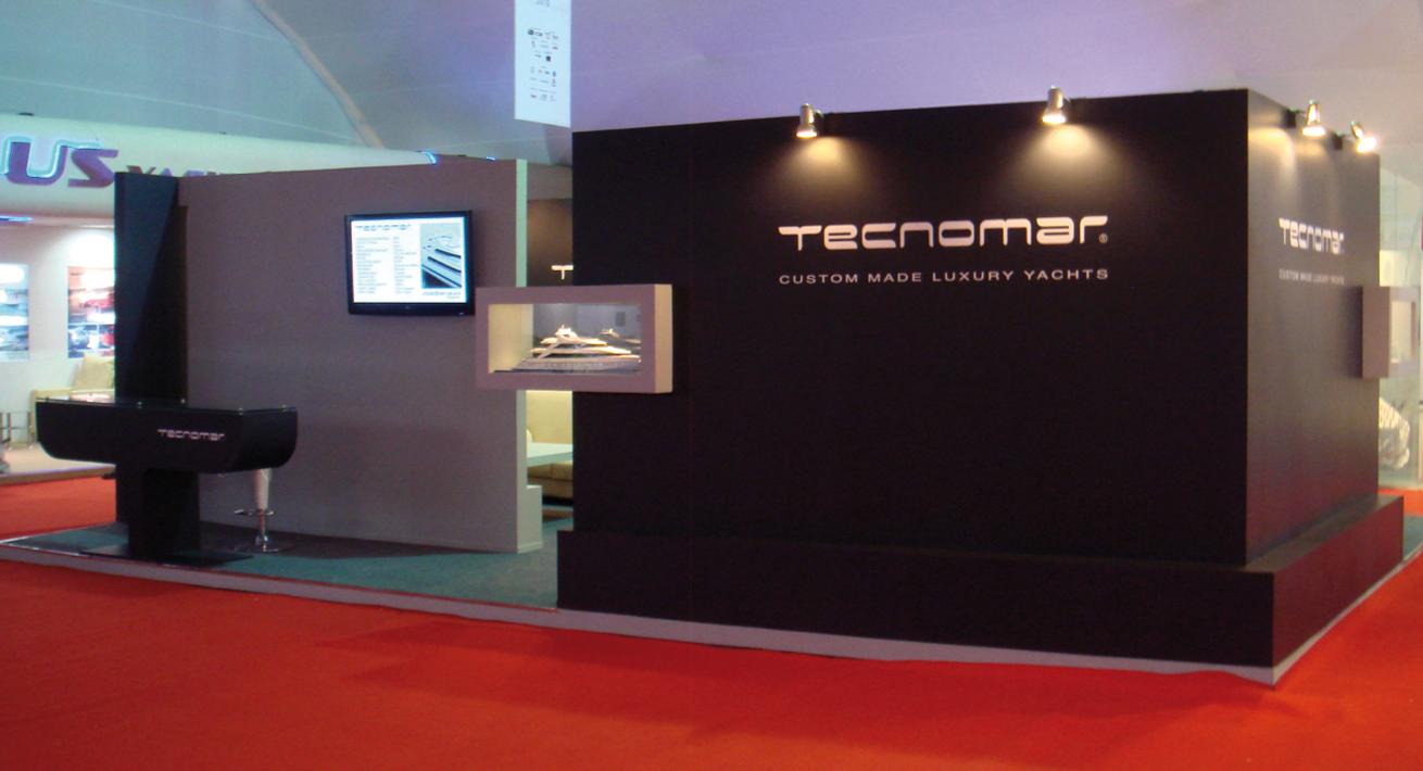 Stand - Tecnomar