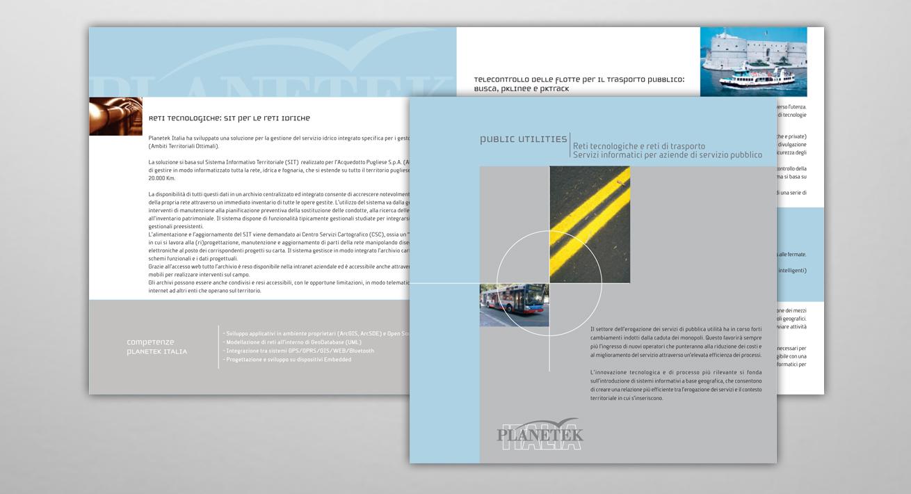 Comunicazione istituzionale - Panetek